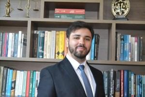 Rodrigo Pedroso é advogado no escritório C. Josias & Ferrer Advogados Associados / Foto: Divulgação/CJosias & Ferrer