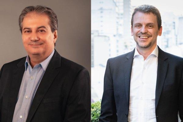 Marcello Brito é Presidente do Conselho Diretor da ABAG; e Fábio Zenaro é Diretor de Produtos de Balcão e Novos Negócios da B3 / Divulgação