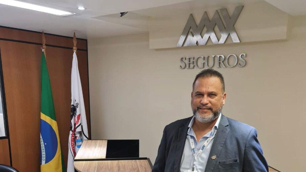 Aimoré Maia é CEO da AMX Corretora de Seguros / Divulgação