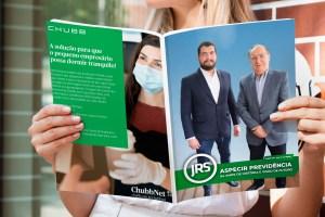 Edição 251 da Revista JRS celebra 84 anos de história e visão de futuro da Aspecir Previdência