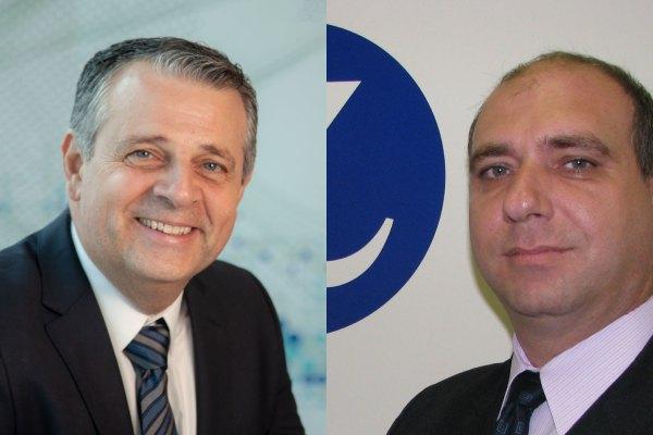 Marcio Benevides é Diretor Executivo de Distribuição da Zurich no Brasil; Rogério Gebin é Diretor Regional Minas Gerais e Centro-Oeste da Zurich no Brasil / Divulgação