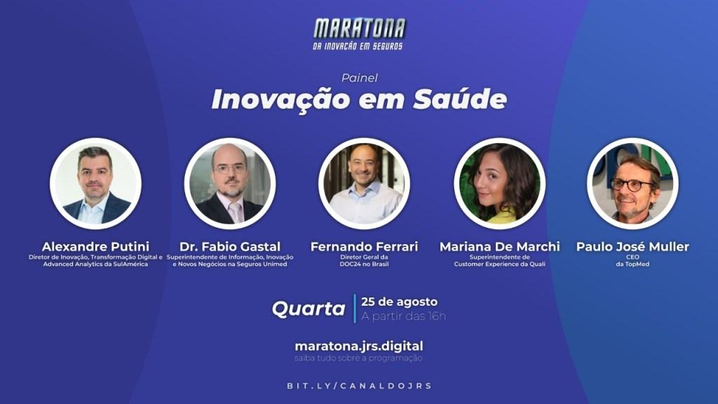 Especialistas em telemedicina debaterão 'Inovação em Saúde' durante mesa redonda online