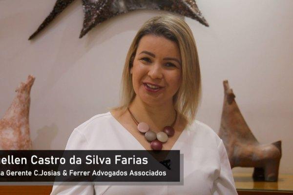 Funerária ou funilaria?! Suellen Farias estrela segundo vídeo dos Contos de Advogado