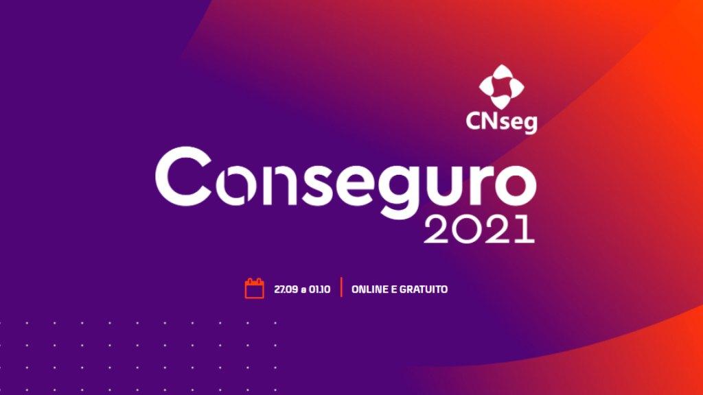 Estão abertas as inscrições para a Conseguro 2021 / Reprodução