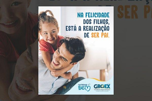 GBOEX celebra Dia dos Pais e destaca estilos na paternidade / Divulgação