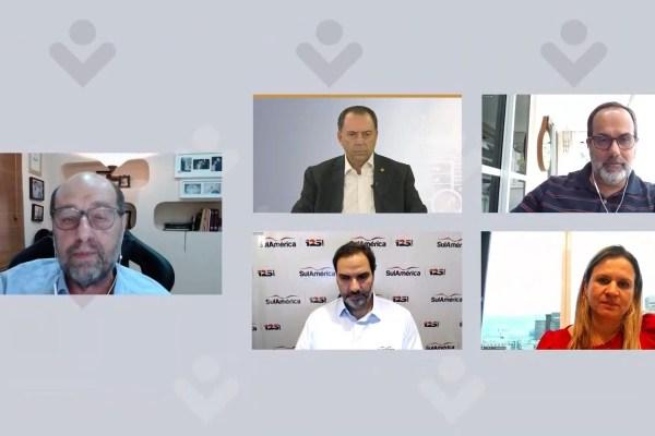 O futuro do setor e do corretor de seguros em debate no Fórum de Oportunidades / Reprodução