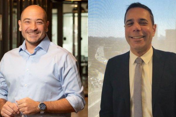 Fernando Ferrari, diretor-geral da DOC24 no Brasil; e Dr. Celiano Amorim, diretor médico da Howden Harmonia Corretora de Seguros / Divulgação