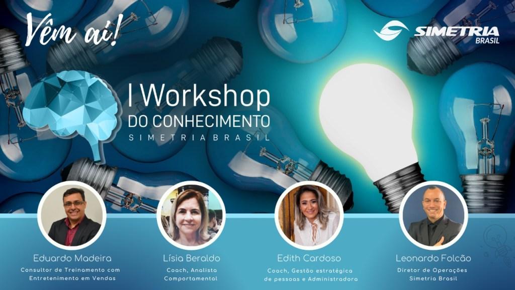 Simetria Brasil promove workshop de capacitação para colaboradores e corretores parceiros / Divulgação