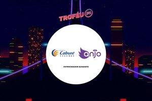 Grupo Caburé e Anjo App integram Time Campeão de Patrocinadores Diamante do Troféu JRS 2021