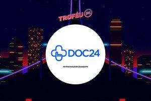 DOC24 integra Time Campeão de Patrocinadores Diamante do Troféu JRS
