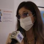 Eneida Monteiro é responsável pelo departamento Atuarial da Gente Seguradora / Foto: Filipe Tedesco/JRS