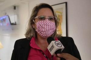 Eva Silva é responsável pela área de Sinistros da Gente Seguradora / Foto: Filipe Tedesco/JRS