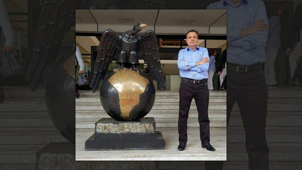 Ricardo Vaz é Diretor Regional da Seguros SURA em São Paulo / Divulgação