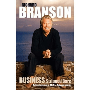Business Stripped Bare Book Cover