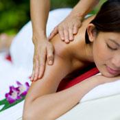 massage healing