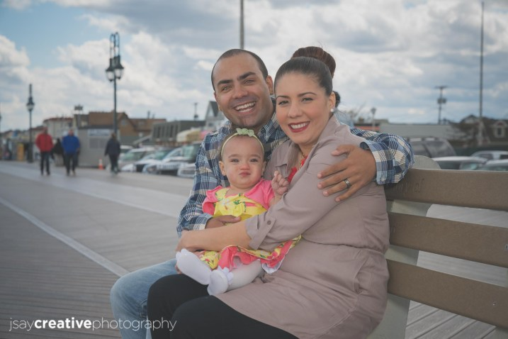 Adorable, Baby, Beach, Beautiful Family, Belmar, Belmar Beach, Children, Daughter, Family, Family at Belmar Beach, Family at the Beach, Family at the Jersey Shore, Father, Mother, New Jersey