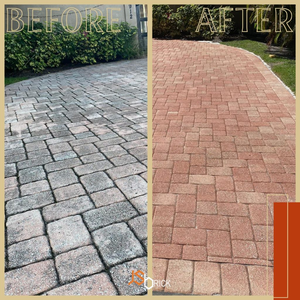 how to remove oil stains on pavers and