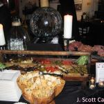 J. Scott Catering Stationary Hors D'oeuvres Options