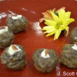 J. Scott Catering Passed Hors D'oeuvres Options