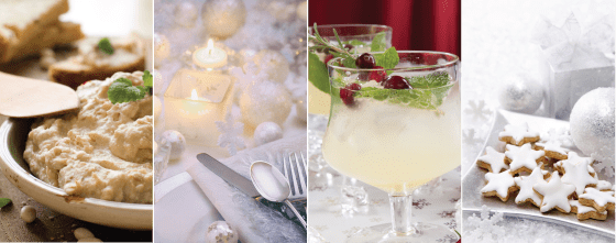White Christmas Holiday Party Theme at Phoenixville Foundry