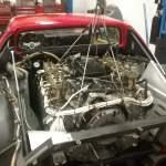 1979 Ferrari 512BB Engine Out