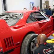#Ferrari #F40 …Need brakes!