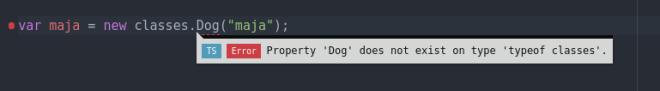 Moduły W TypeScript, przestrzenie nazw