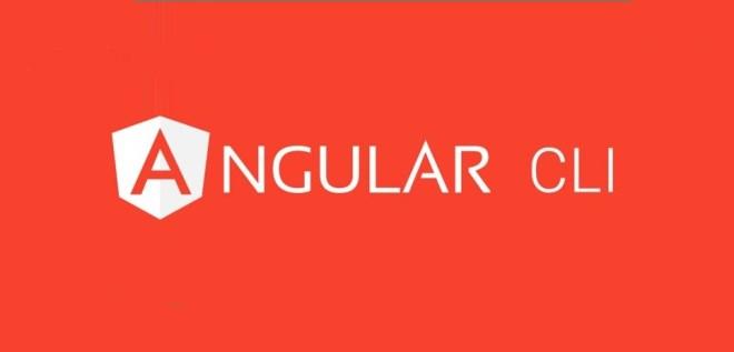 Angular CLI logo
