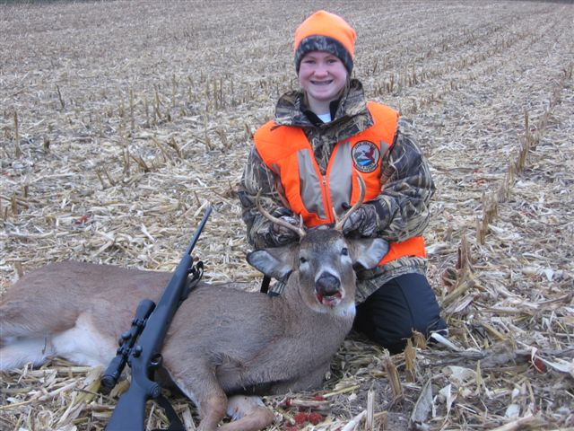 Madison 1st Deer -2007-1