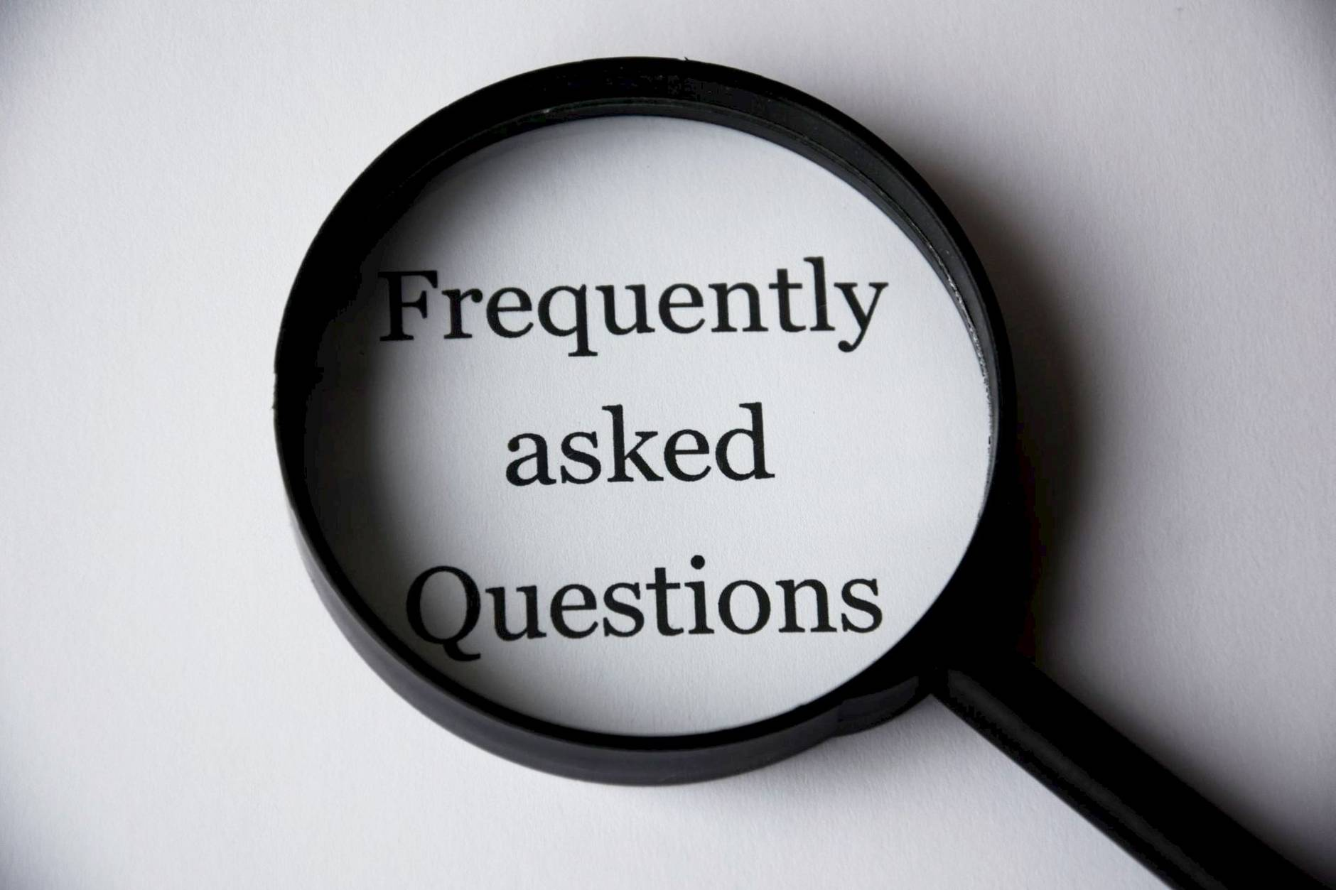 technical writing Azure frequently asked questions with magnifying glass