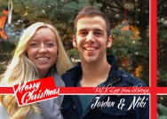 Our 2012 Christmas Card.