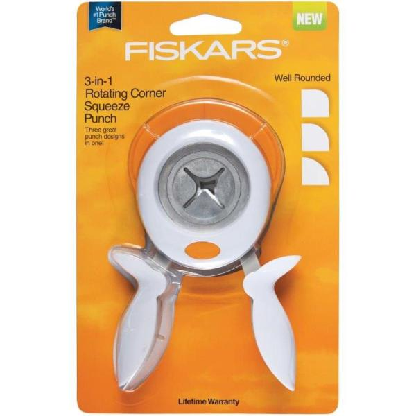 Fiskars Paper Punches