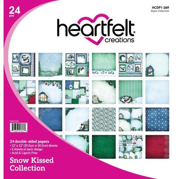 Heartfelt Creations Snow Kissed