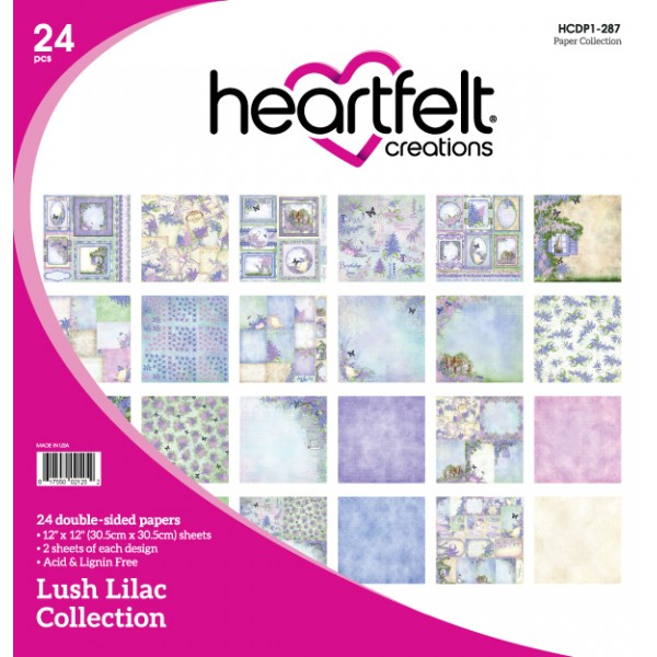 Heartfelt Creations Paper