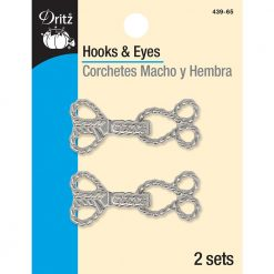 Dritz Hook and Eye Clasps
