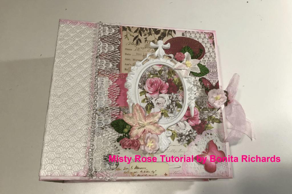 Prima Misty Rose Mini Album