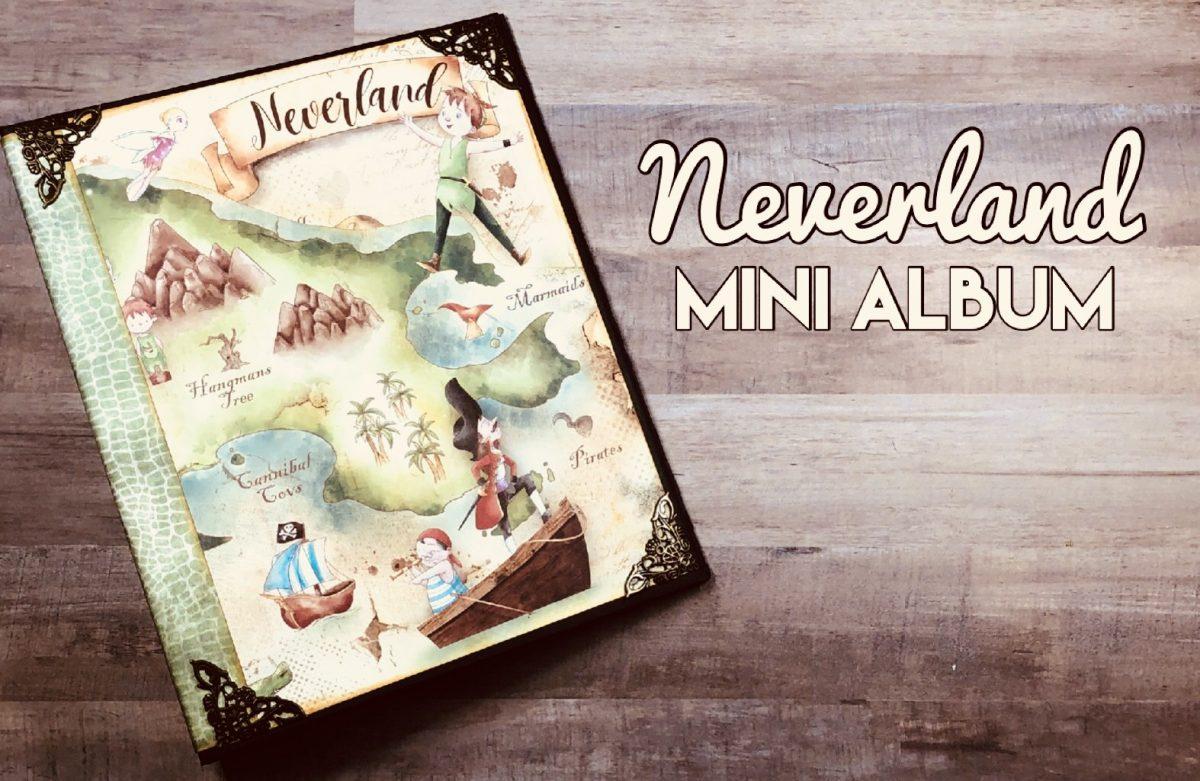 Ciao Bella Neverland Mini Album