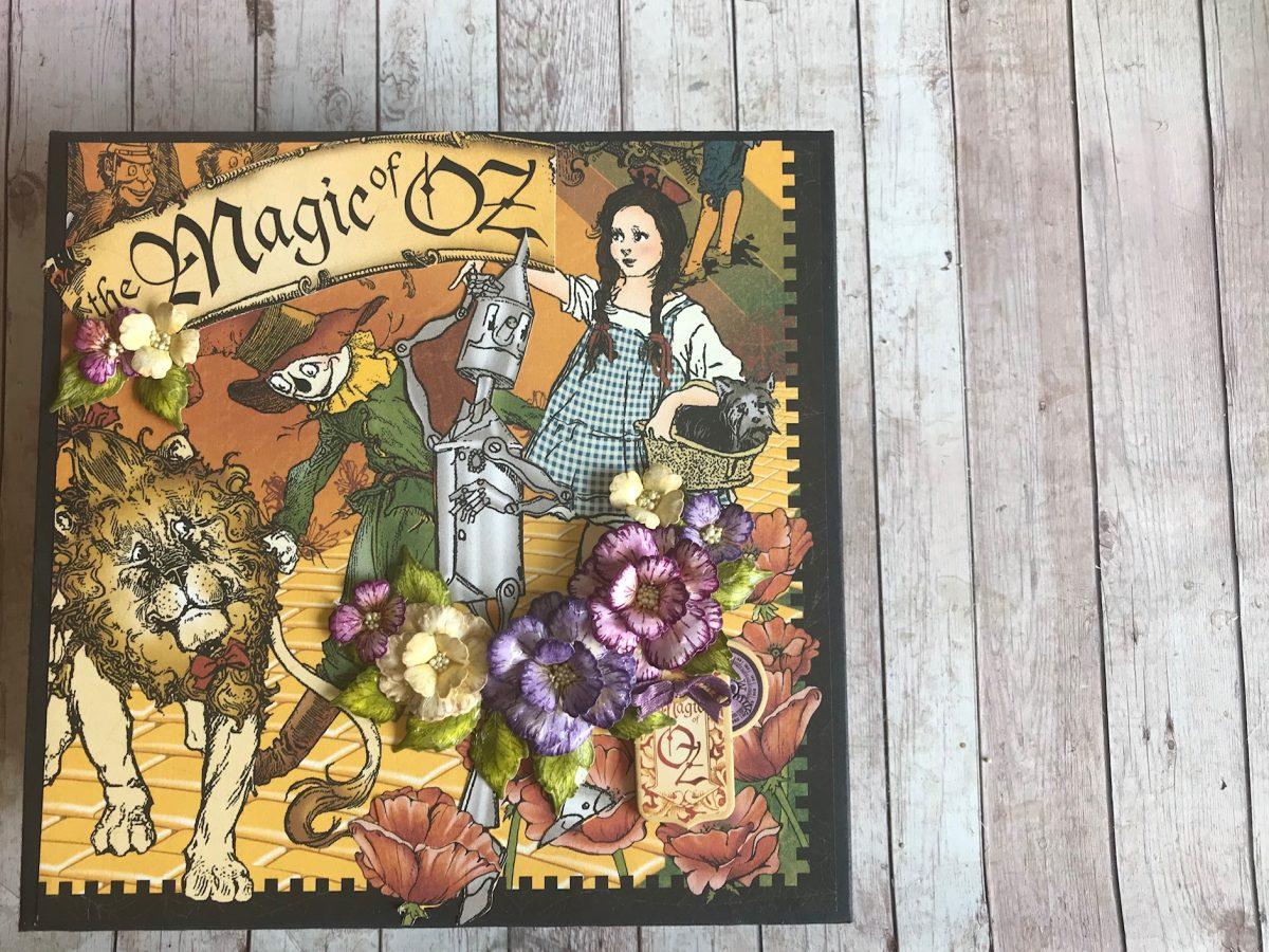 Graphic 45 Magic of Oz