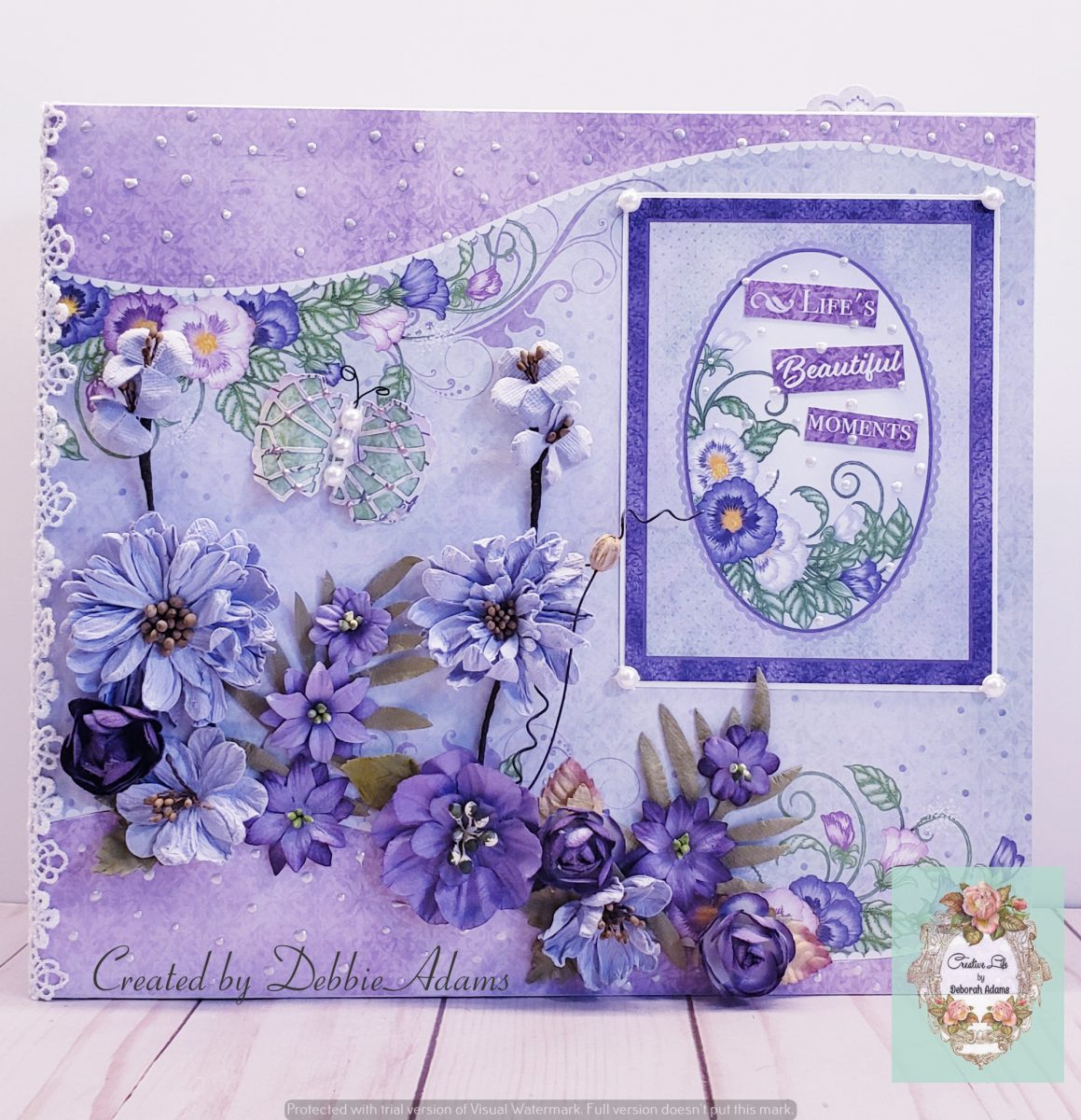 Heartfelt Creations Burst of Spring mini album