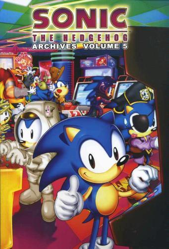 Sonic Archives Vol 5 SlickGaming