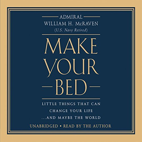 Make Your Bed Book Cover