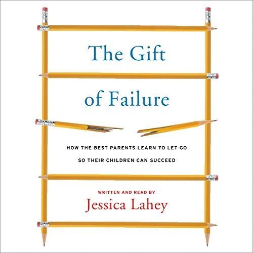 The Gift of Failure Book Cover
