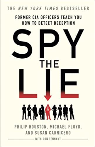 Spy the Lie Book Cover