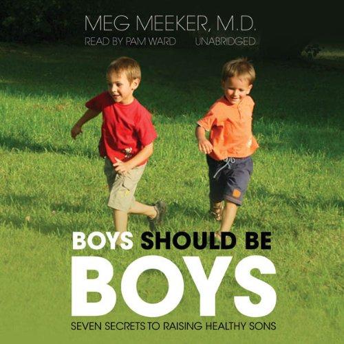 Boys Should Be Boys Cover