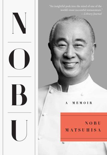 Nobu A Memoir Book Cover
