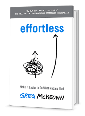 Effortless Book Cover