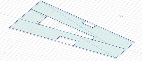 Vibrationskomfort, Finite element model af kompositbjælker og huldæk