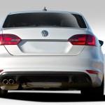 2011 2014 Volkswagen Jetta Duraflex Gli Look Body Kit 4 Piece 109318 Jsk Tuning