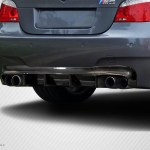 2004 2009 Bmw M5 E60 Carbon Creations Dritech Autobahn Rear Diffuser 1 Piece 114211 Jsk Tuning