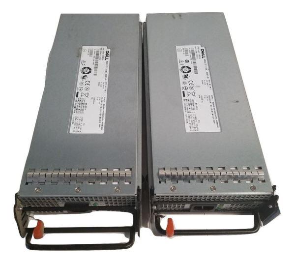 Lot of (2) Dell PowerEdge 2900 Power Supplies 930W D9064 U8947 U8947KX823